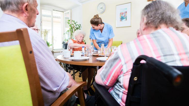 Deel extra investering in verpleeghuizen mogelijk teruggedraaid