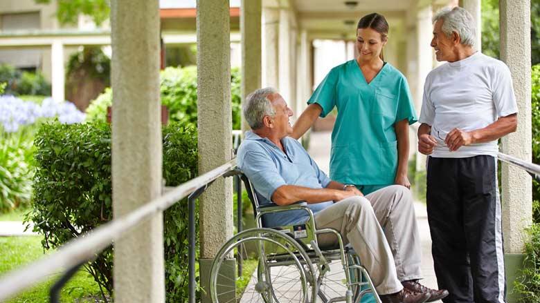 Veel klachten over verpleeghuizen