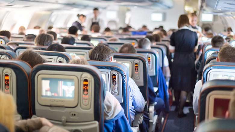 Vliegtuigpassagier vaker recht op compensatie