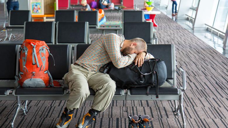 Te vaak geen compensatie voor consument bij vertraagde vlucht