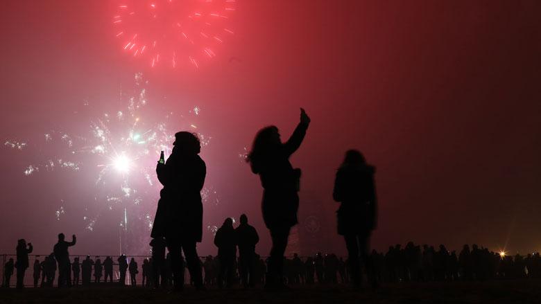 'Zelf vuurwerk afsteken moet worden verboden'