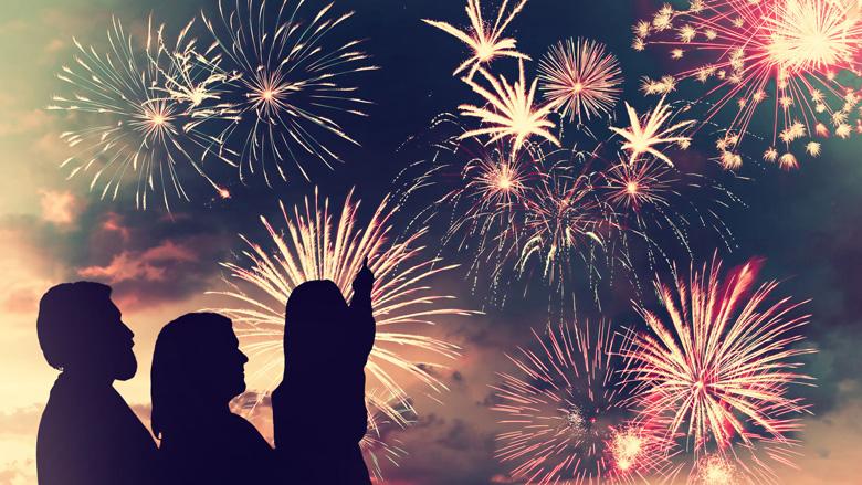 Veilig en boetevrij het nieuwe jaar in knallen! Hoe doe je dat?
