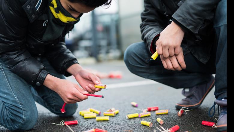 'Ouders moeten ingrijpen bij afsteken illegaal vuurwerk'