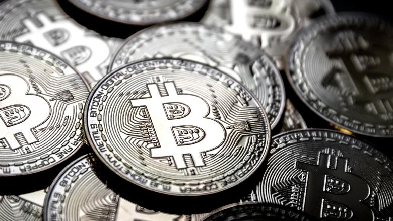 Waarde bitcoin flink gedaald