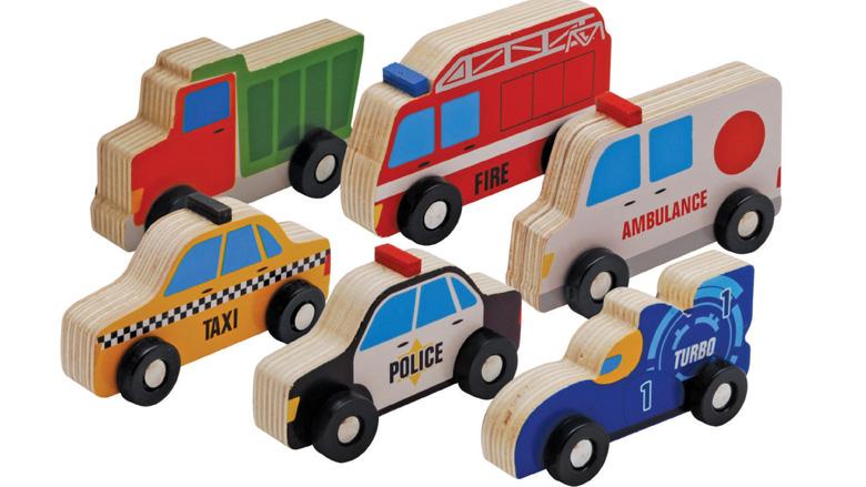 Speelgoedauto's Action teruggeroepen