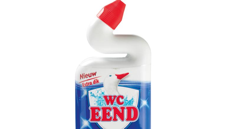 'Geen eend in WC-EEND'