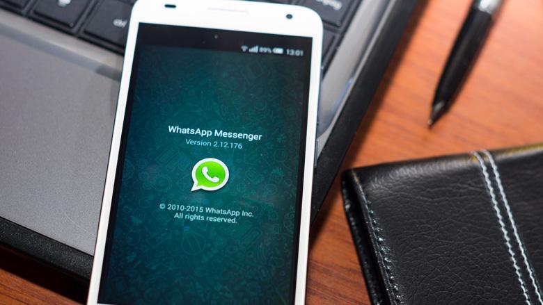 Gaat WhatsApp mijn locatie delen met mijn contacten?