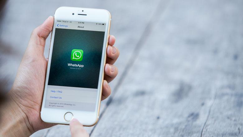 'WhatsApp-beveiliging wordt mogelijk zwakker'