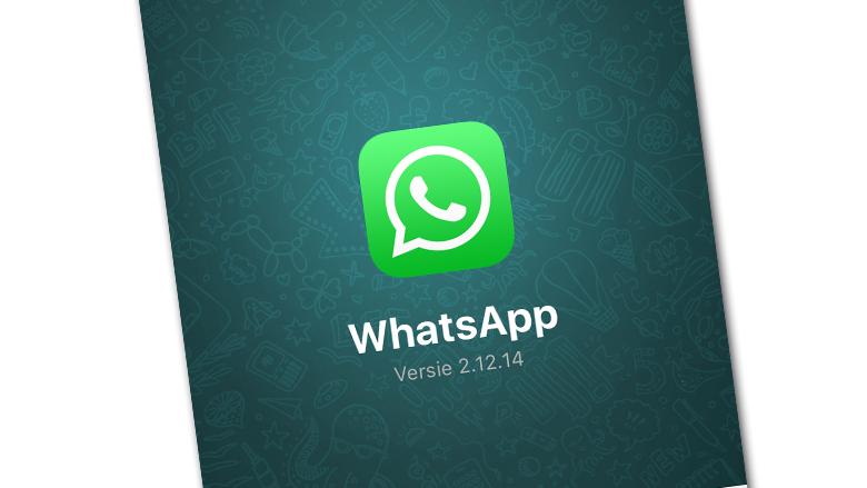 Een volle iPhone na WhatsApp-update: wat kun je doen?