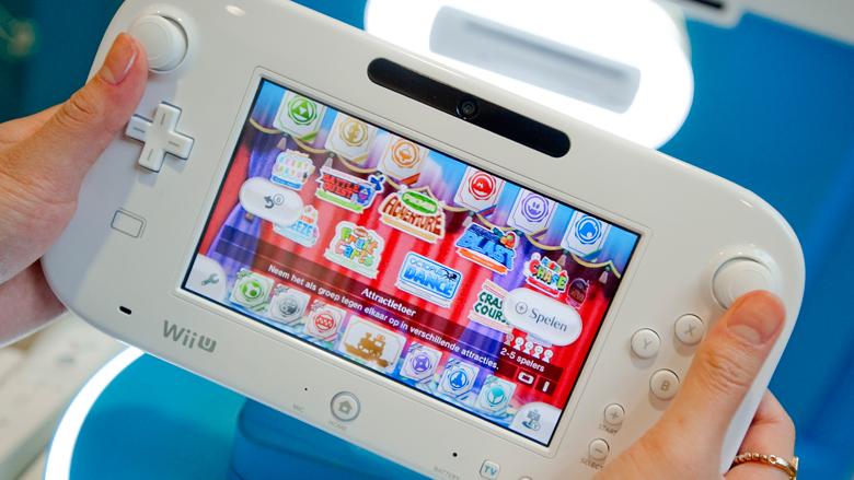 Nintendo stopt met ontwikkelen games Wii U