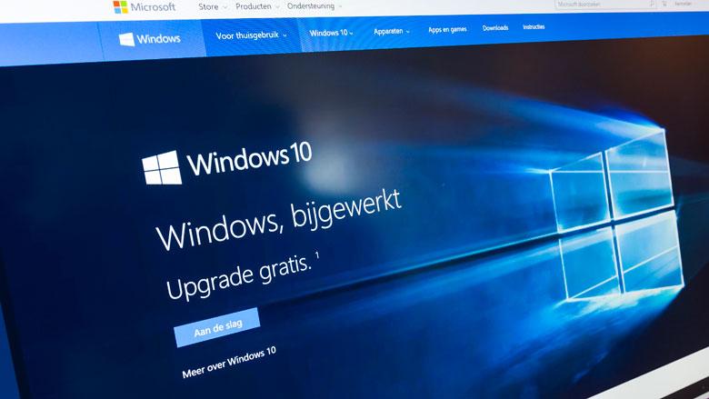 Consumentenbond: Let op bij update Windows 10