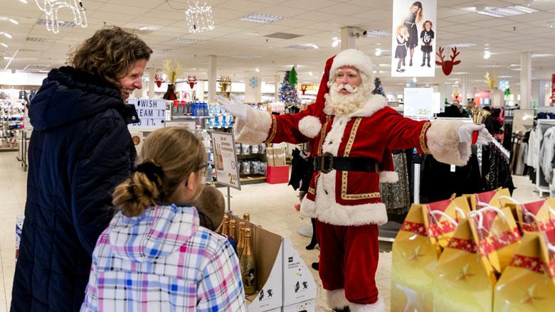 Met kerst lekker shoppen of liever niet?