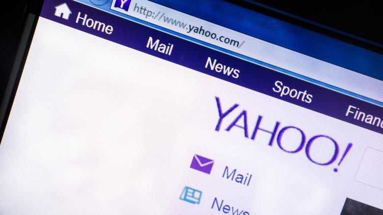 Hack treft ruim een miljard Yahoo-gebruikers