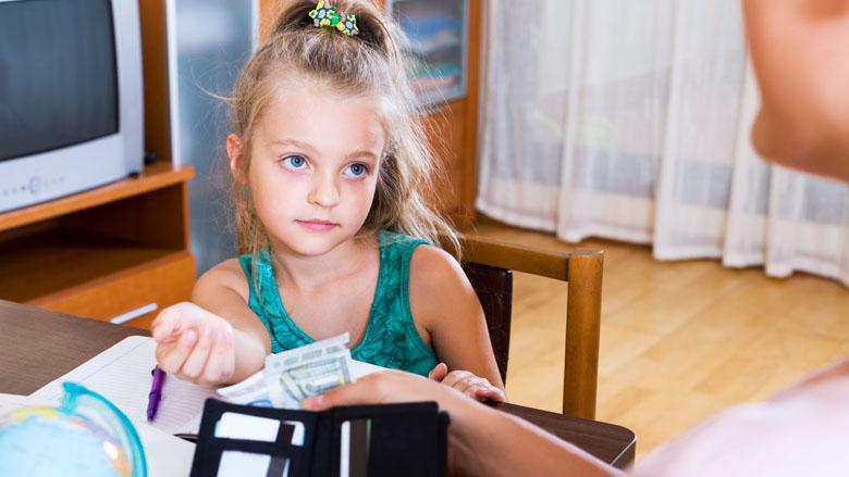 Hoeveel zakgeld en kleedgeld krijgen anderen écht?