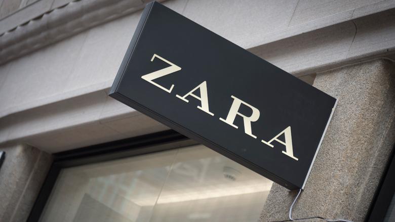 Noodkreten van fabrieksarbeiders in labels van ZARA-kleding