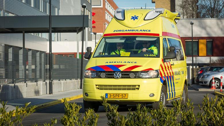 'Kwaliteit ambulancezorg lijdt onder focus op snelle aanrijtijden'