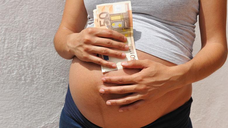 Zwangerschapsuitkering: een cadeau voor 20.000 moeders
