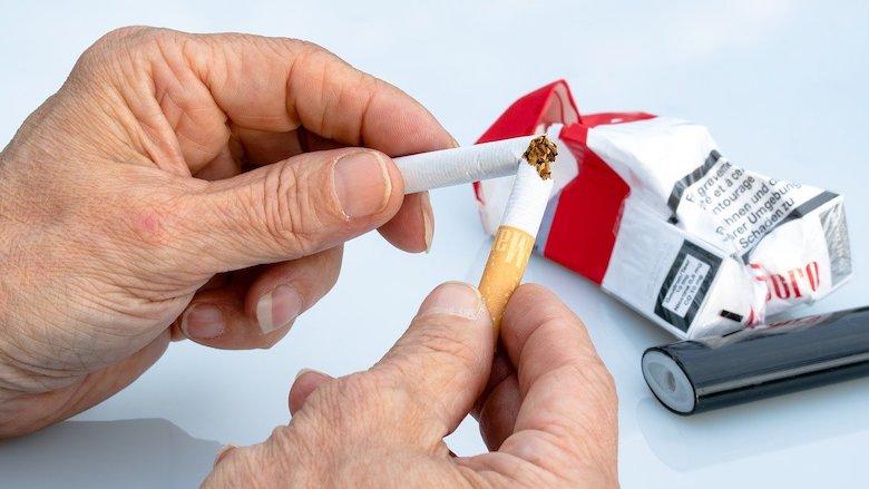Wil je stoppen met roken? Probeer medicijnen te vermijden