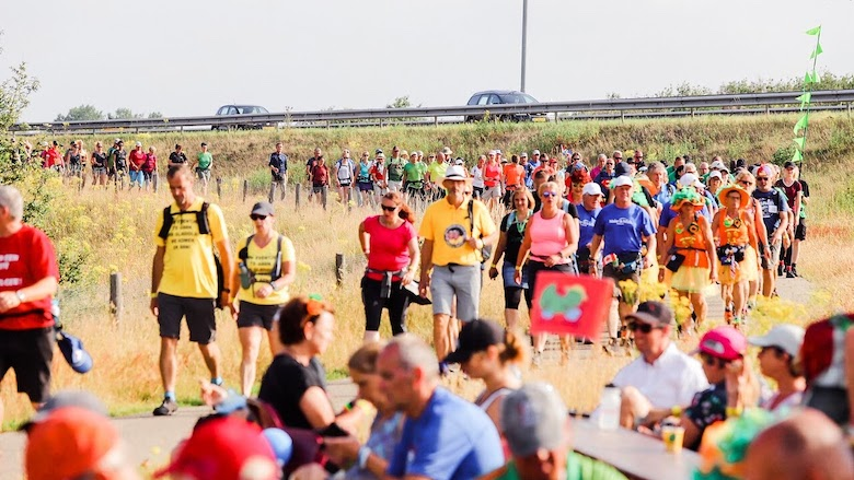 Loop dit jaar een Alternatieve Vierdaagse