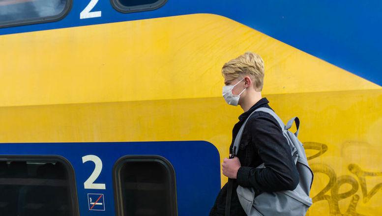 Alle treinen NS rijden weer