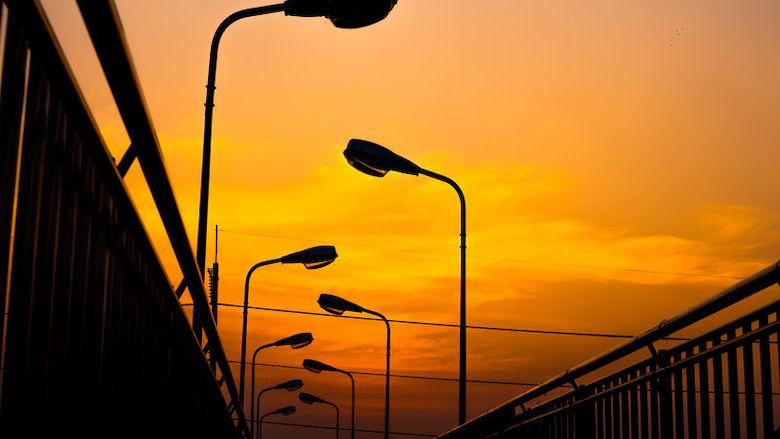 Geen verlichting voor 470 kilometer snelweg dit jaar