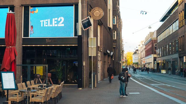 Amsterdam wil reclame op straat belasten