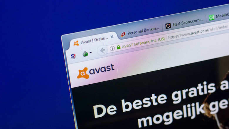 Avast verkoopt persoonlijke informatie over gebruikers aan adverteerders
