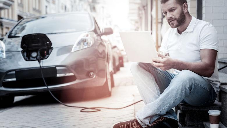 Accu vervangen van elektrische auto