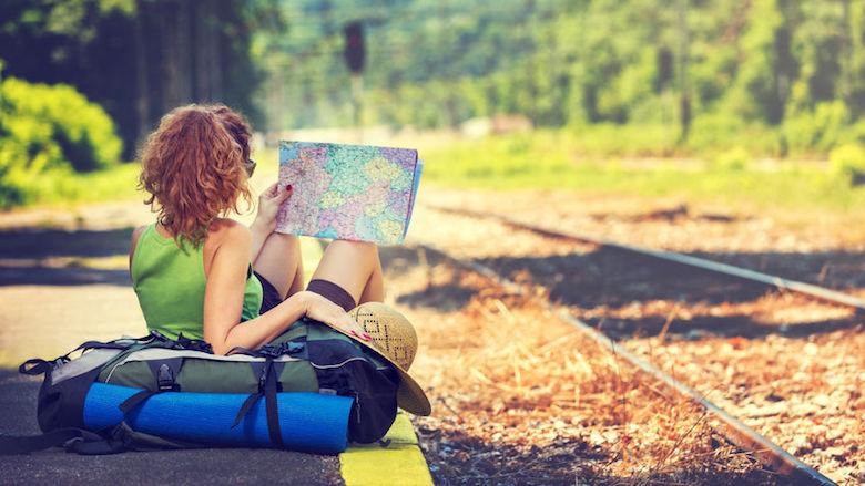 Reizen zonder het vliegtuig, zo doe je dat