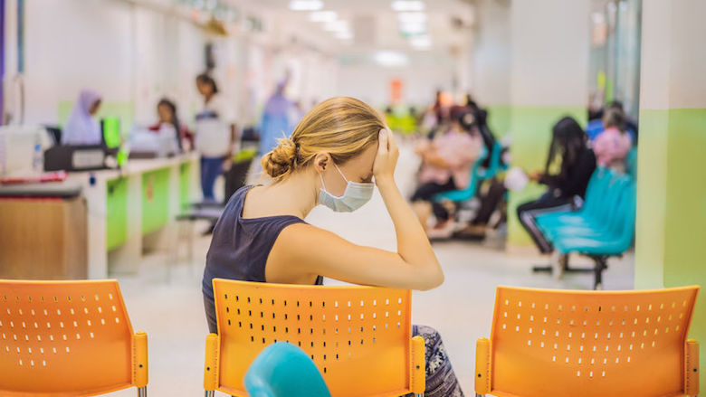 Bezoek niet meteen arts bij verdenking coronavirus
