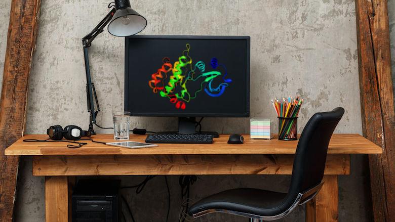 Zo zet jij je computer in om een vaccin tegen het coronavirus te vinden