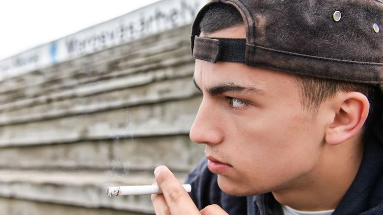 Aantal rokendende jongeren neemt niet langer af
