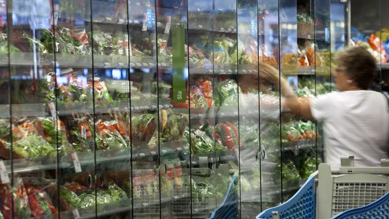 Zaterdag in Radar Radio: Hoe vers is gesneden groente en fruit?