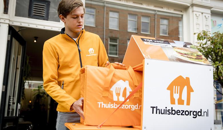 Thuisbezorgd.nl beraadt zich op verdere ondersteuning restaurants