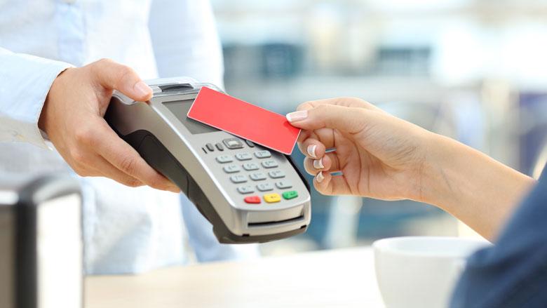 Contactloos betalen nu mogelijk tot 50 euro