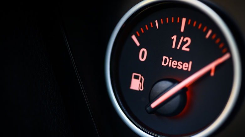 Populariteit dieselauto's neemt af in EU