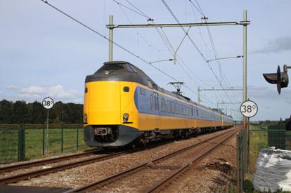 NS werkt aan functie waarmee reizigers zich voor treinreis kunnen aanmelden