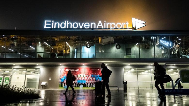 Greenpeace wil meer aandacht voor CO2-reductie in plannen Eindhoven Airport