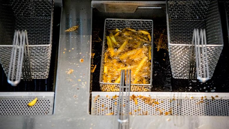 Rotterdam wil minder fastfood in straatbeeld