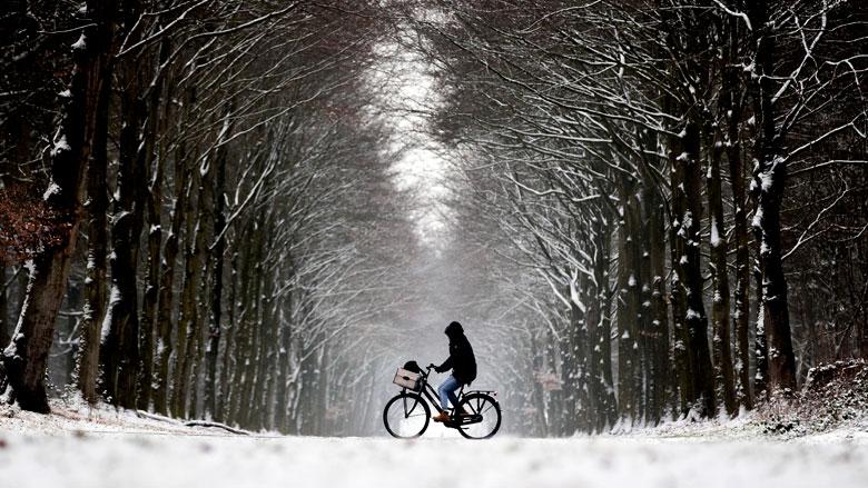 Fietsen in de winter, waar moet je op letten?