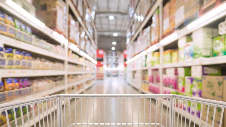 Consumenten kunnen nu ook boodschappen doen bij groothandels