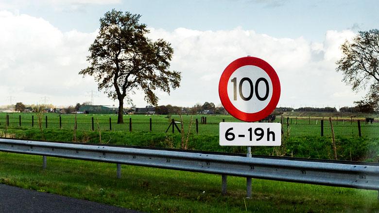 Politie gaat maximumsnelheid niet extra controleren