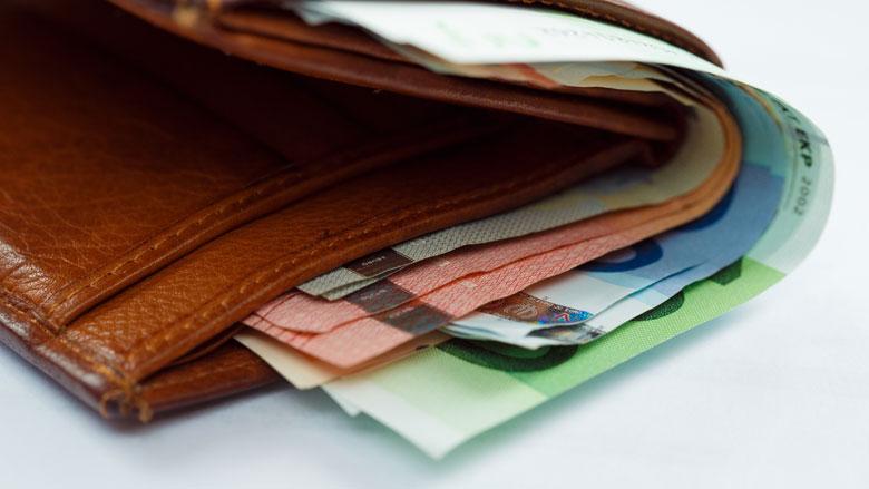 Nederlandse huishoudens gaan er in de portemonnee op vooruit