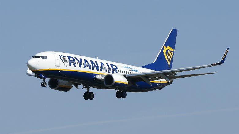 Voor 1,3 miljoen euro aan claims bij Ryanair