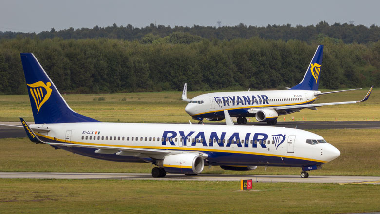 Ryanair wil per 1 juli flink meer gaan vliegen