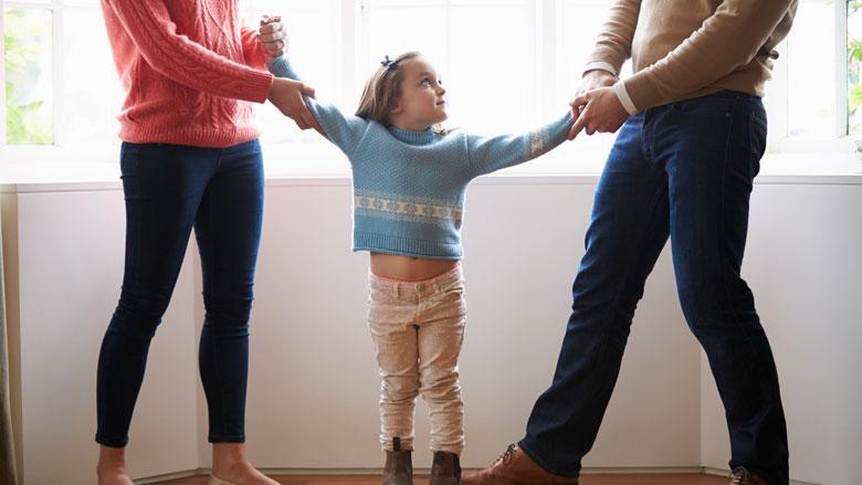 Hoe zit het met omgangsregelingen van gescheiden ouders tijdens de coronacrisis?