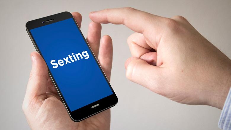 Sexting tussen jongeren onderling wordt niet meer strafbaar