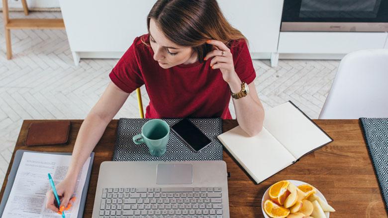 Vooral millennials hebben mentale problemen vanwege thuiswerken