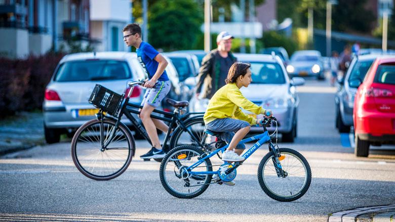 VVN: voorkom verkeersongevallen met schoolgaande kinderen, vermijd spits en werk thuis
