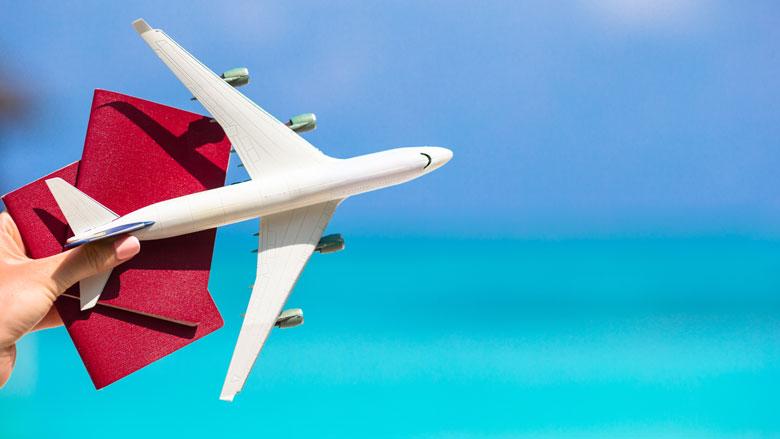'Vliegtickets worden voorlopig niet duurder; en soms zelfs goedkoper'